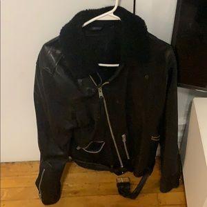 All-Saints Men's Hawk Biker Jacket